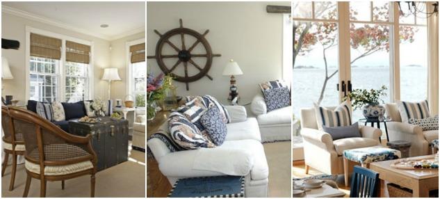 Mare profumo di mare interior design e architettura for Architettura in stile cottage